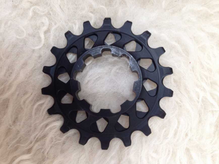 Absolute Black 18T Cog
