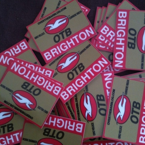 OTB Stickers