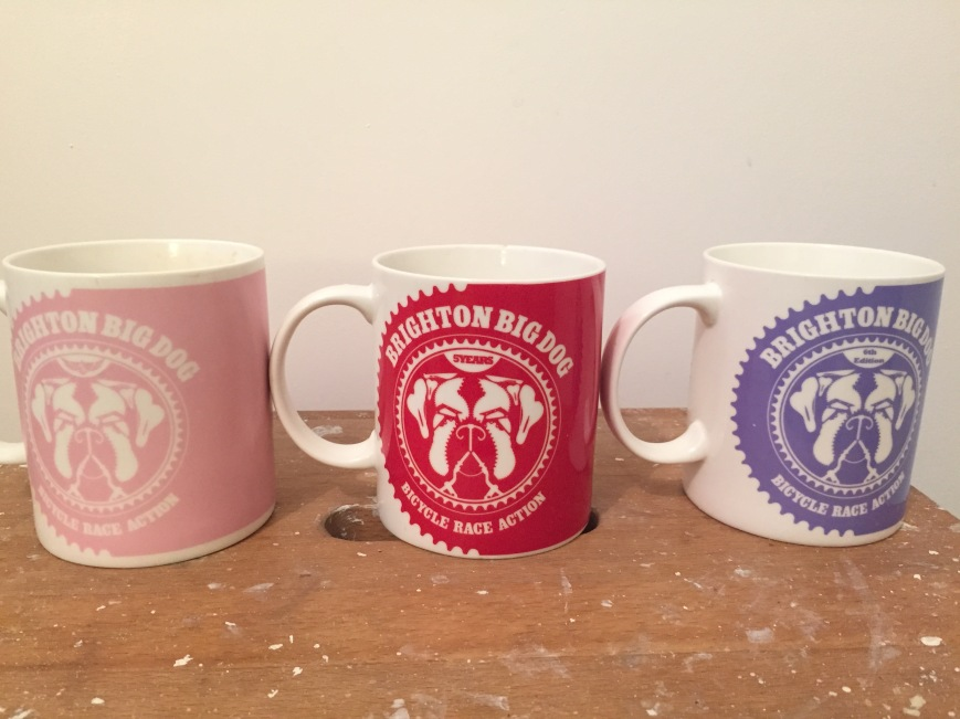 What colour will this years mug be?