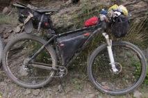 Gareth's Bike