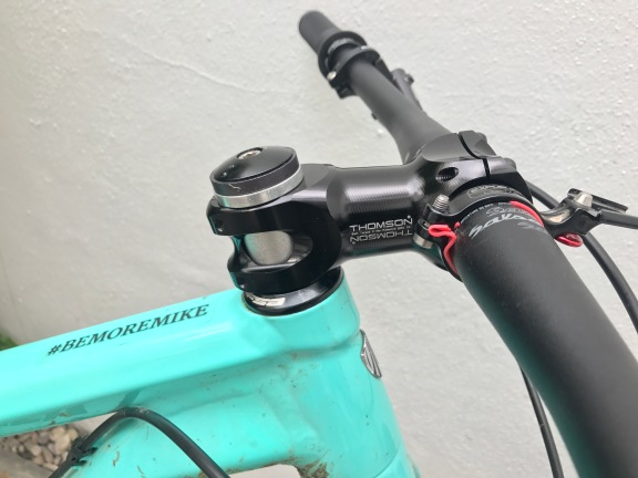 Thomson Stem 80mm 10degree